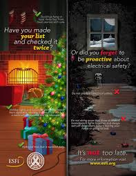 Fixing Christmas Tree Lights In Series by Safety Is The Best Present Site Safety Llc