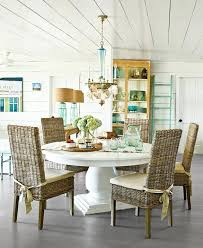 trendy coastal kitchen table and chairs – boldventurefo