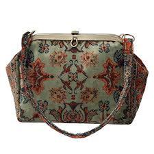 British Carpet by Carpet Bags Classic Handmade British Accessories