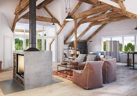 100 Cieling Beams Exposedceilingbeams Interior Design Ideas