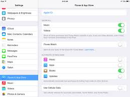 How To Turn Automatic App Updates in iOS 7 and f