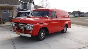 100 1955 Ford Panel Truck Hemmings Find Of The Day 1958 F100 Panel Van Hemmings Daily