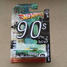 100 Pro Stock Truck Hot Wheels Cars Of The Decades 90s Chevy