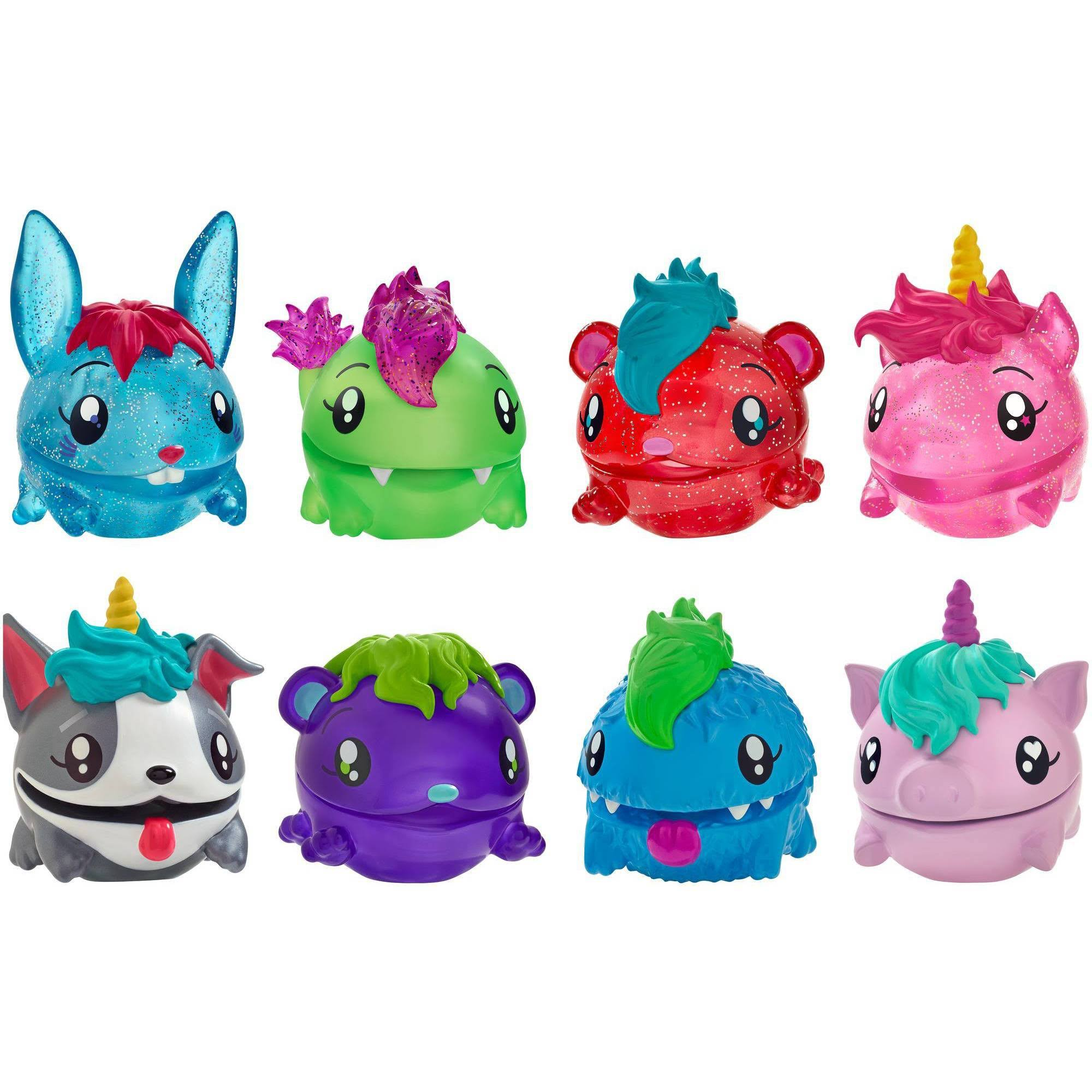 Pooparoos Gold Toilet Surpriseroos Figure, Multicolor (Styles May Vary)