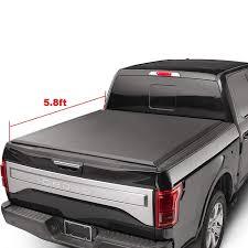 100 Gmc 2014 Truck OEdRo TRIFOLD Bed Tonneau Cover For 2018 Chevy Silverado