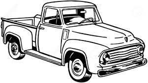 100 Free Truck Library Of Vintage Truck Clip Art Free Free Png Files