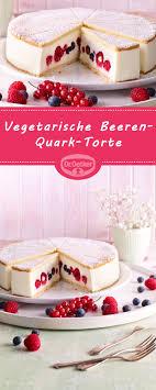 beerige quark torte