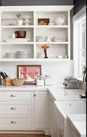 Cottage Farmhouse Kitchens inspiring in white}