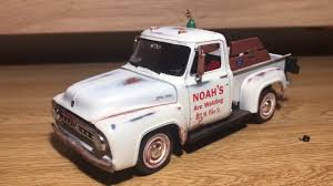 100 1953 Ford Truck Completed Build Truck YouTube