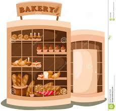 Bakery Building Clipart 1