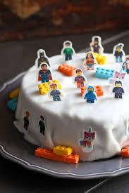 rezept lego torte motivtorte einfach schnell gebacken
