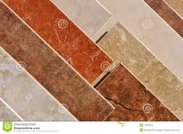 Tile Floor Sample Stock Image Of Durable Inlaid