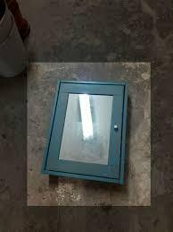 ikea spiegelschrank medizinschrank badezimmer klein shabby look