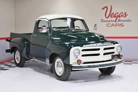 100 1955 Studebaker Truck Pickup Stock 14096V For Sale Near Henderson NV