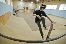100 Truck Stop Skatepark In Focus Anthem Skate Park Winonadailynewscom