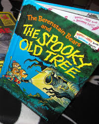 Berenstain Bears Christmas Tree Book by Goodwill Hunting 4 Geeks Countdown To Halloween Day 4 The Spooky