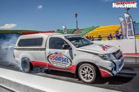 100 Toyota Drift Truck 620hp Turbo LSpowered HiLux At Drag Challenge