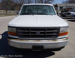 1996 Ford F150 Pickup Truck | Item DE3178 | SOLD! April 3 Go...