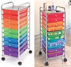 Sterilite 4 Drawer Cabinet Kmart by 10 Drawer Mobile Organizer 29 99 Regularly 55 Passionate
