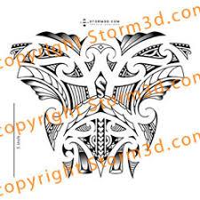 Kirituhi Tattoo Maori Linedrawings