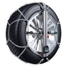 Thule EASY-FIT CU-9 Snow Chains For LADA 110 - Bj 01.95-12.12 At Rameder