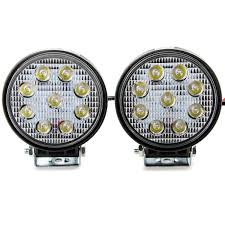 Krator 2pcs 18W Flood LED Light Round Bar Offroad Lights 4WD LED ... Led Offroad Light Bars For Trucks Led Lights Design Top 10 Best Truck Driving Fog Lamp For Brightest 36w Cree Work 12v Vehicle Atv Bar Tractor Rms Offroad Cheap Off Road Find Aliexpresscom Buy Solicht 55 45w 9pcs 10inch 255w 12v Hight Intensty Spot Star Rear Chase Dust Utv Jeep Pair Round 9inch 162w 4x4 Rigid Industries D2 Pro Flush Mount 1513 Heavy Duty Vehicles Desnation News