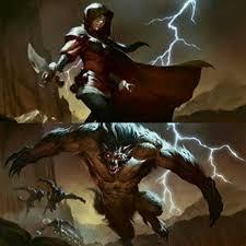 Mtg Werewolf Deck Ideas by Standard Gruul Werewolves Mtg Amino