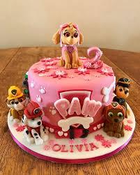 image result for paw patrol cake kinder kuchen geburtstag