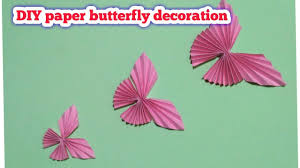 Butterfly Making Tutorial Paper Craft 3d Feeder Education