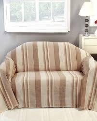 jetés de canapé jeté de lit ou de canapé morocco rayures beige homescapes