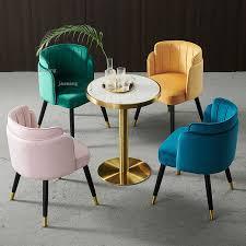 licht luxus stoff stühle nach rückenlehne küche möbel nordic freizeit massivholz esszimmer stuhl verhandlung zimmer