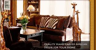 Safari Decor For Living Room by African Home Decor Also With A African Decor Living Room Also With