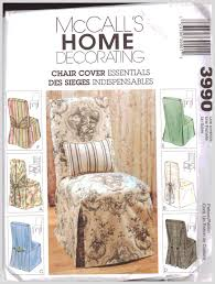 McCall's 3990 Chair Covers Size: One Uncut Sewing Pattern Shop Polyester Spandex Chair Covers Seat Slipcovers Protector For How To Make Arm Less Than 30 Howtos Diy Parson Design Homesfeed 12 Patterns Stretchable Ding Cover Print Slipcover To Amazoncom Tikami Wing 2piece Stretch Detail Feedback Questions About Modern Floral Pattern Tiyeres Prting Flower L Size Long Back Checked A Sofa Favorable Elegant Elastic Universal Home Loveseat Red Recliner Directors Butterfly 50 Banquet Wedding Reception Party