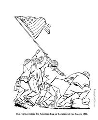 American Patriotic Symbols To Print And Color