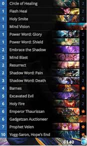 priest deck august 2017 forsen karazhan prophet velen burst priest deck hs decks and guides