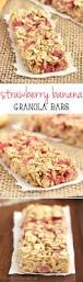 Are Kashi Pumpkin Spice Flax Bars Healthy by Best 25 Granola Bars Ideas On Pinterest Homemade Granola Bars