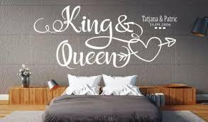 wandtattoo schlafzimmer spruch wandtatoo wohnzimmer king
