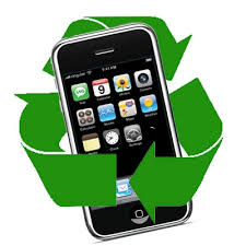 Apple That  recycled Apple products