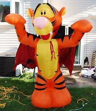 Airblown Halloween Inflatable Archway Tunnel by Tigger Halloween Inflatable Ebay