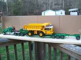 100 Rc Semi Trucks And Trailers Westernstar And Total Scratch Built Fontaine Magnitude 55 Trailer I