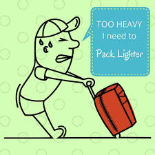 How To Pack Light For Travel And Lighten Your Packing