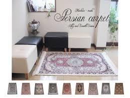 Persian Carpets Machine Weaving Rugs Home Iran Produced 100cmx150cm Silk Like Texture And Shine High Quality Luxury Silky Smooth