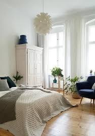 schlafzimmer skandinavisch zimmerpflanzen schlafzimmer
