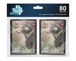 Cat Deck Mtg Goldfish by Magic The Gathering Card Sleeves Review