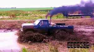 Mud Bogging Race - Diesel Truck 4x4 - YouTube