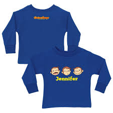 curious george clothing u0026 apparel t shirts shirts hoodies