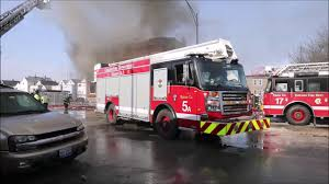 100 Snorkel Truck Chicago 211 With New Squad In Use YouTube