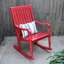 Oisin Porch Rocking Chair & Reviews | Joss & Main