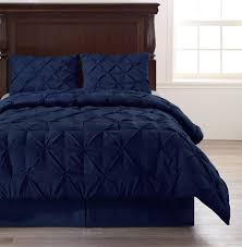 Bedroom Navy Blue forter Navy And Coral Bedding