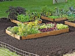 Cedar Raised Garden Beds 4 ft